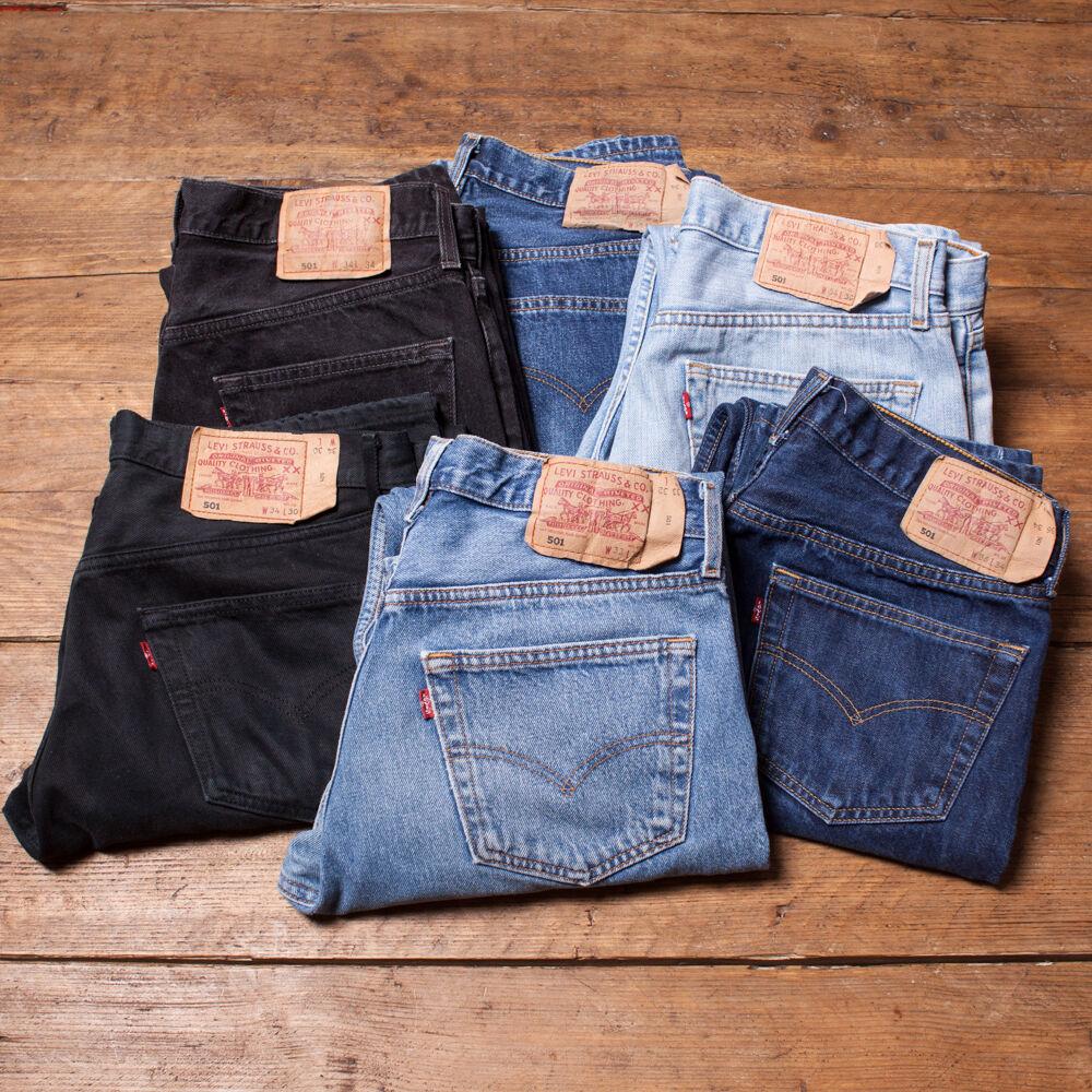 calças jeans Levi's