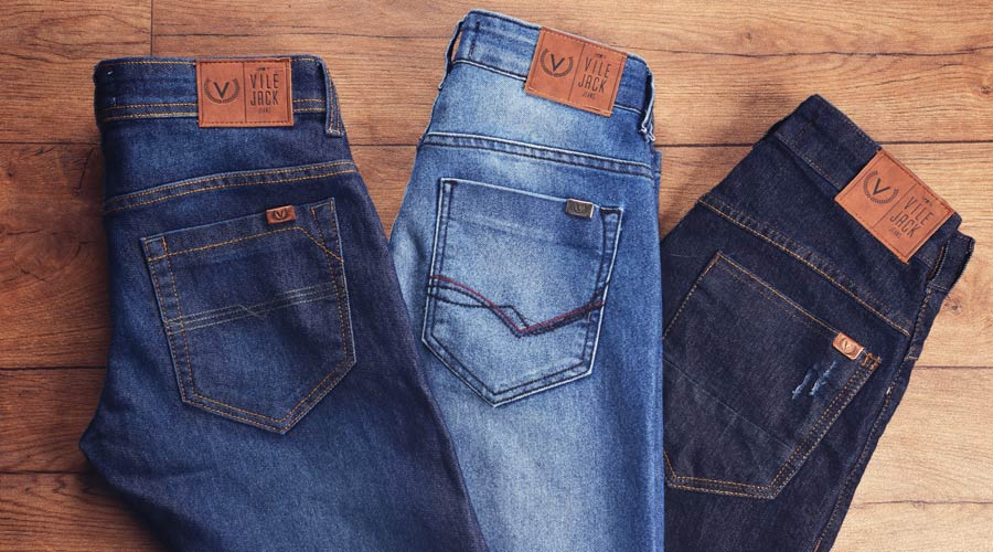 calça jeans villejack